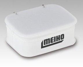 メイホウ EVA スリムベイト ホワイト / エサ箱 (O01)