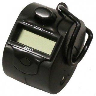 タカ産業 デジタルカウンター WK-0006 ブラック (O01) 【本店特別価格】