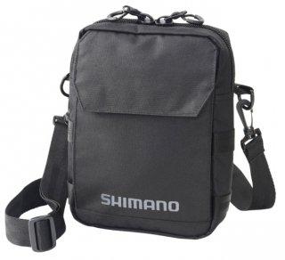 シマノ ミニショルダーバッグ BS-026U ブラック (O01) (S01) 【本店特別価格】