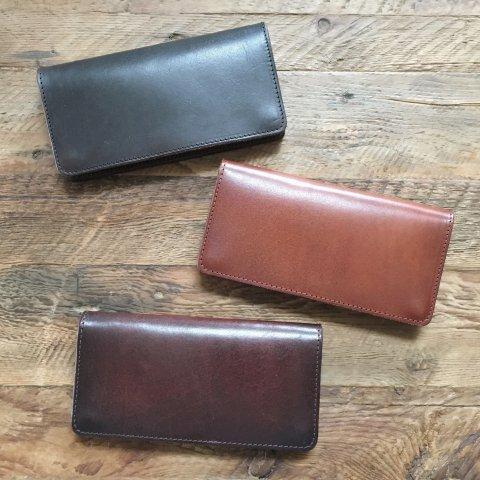 """vasco """"Leather Travel Long Wallet"""""""