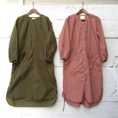 "PULETTE ""Shirring Dress"""