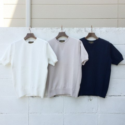 """ORGUEIL """"Knit T-Shirt"""""""
