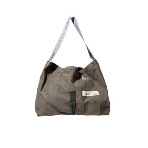 """PUEBCO """"Vintage Material Shoulder Bag"""""""