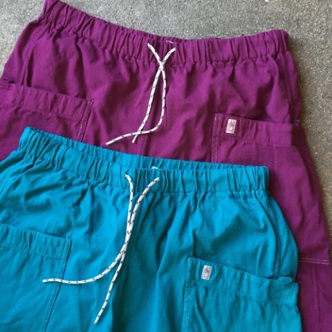 "RIDING HIGH ""Heavy USA Jersey Shorts"""