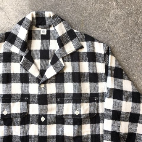 "KAPTAIN SUNSHINE ""Open Collar Shirt"""