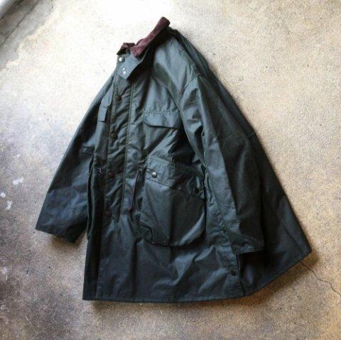 "KAPTAIN SUNSHINE ""Stand Collar Traveller Coat"""