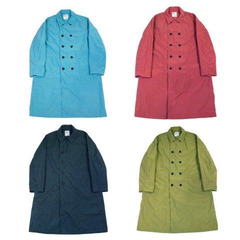 "H.UNIT STORE LABEL ""Nylon French Coat"""