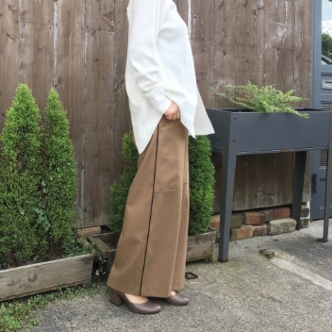 """RUMBLE RED """"Wide Fatigue Pants"""""""