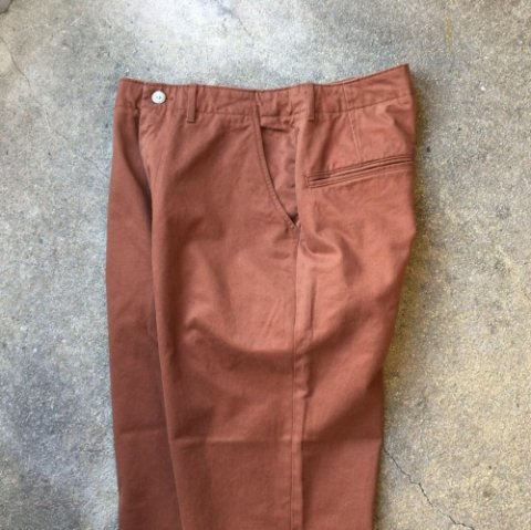"""Anachronorm """"Tapered Trousers"""""""