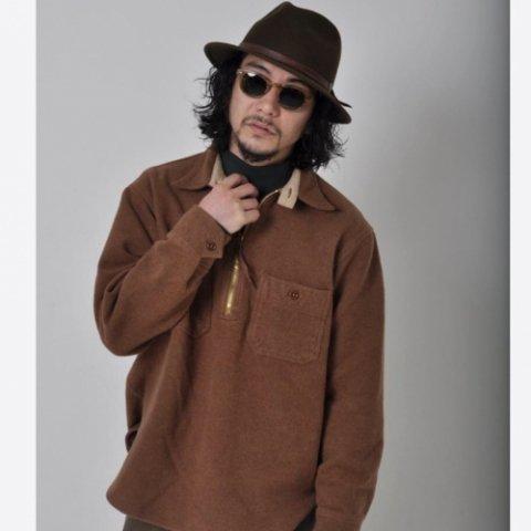 """Gypsy&sons """"P/O Work Shirts"""""""