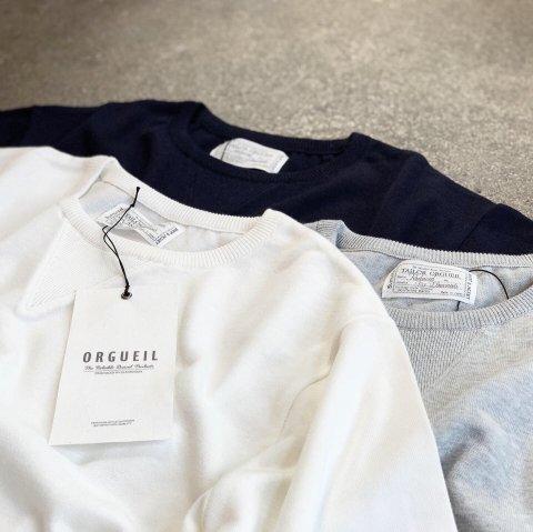 """ORGUEIL """"Crew Neck T-Shirt"""""""