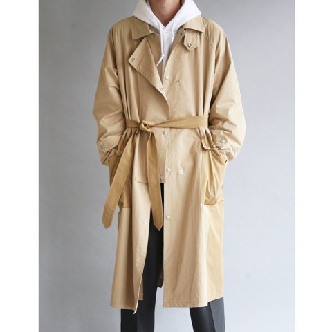 """ANACHRONORM """"COWBOY TRENCH COAT"""""""
