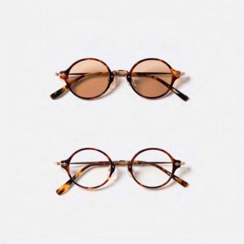 """ORGUEIL """"Combi Celluloid Glasses (DEMI)"""""""