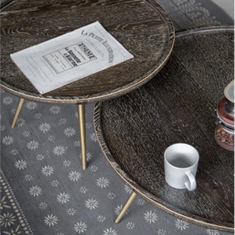 BARK COFFEE TABLE