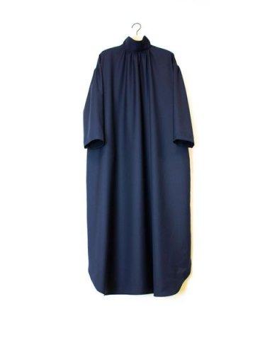 "amne""GABARDINE reverse dress"""