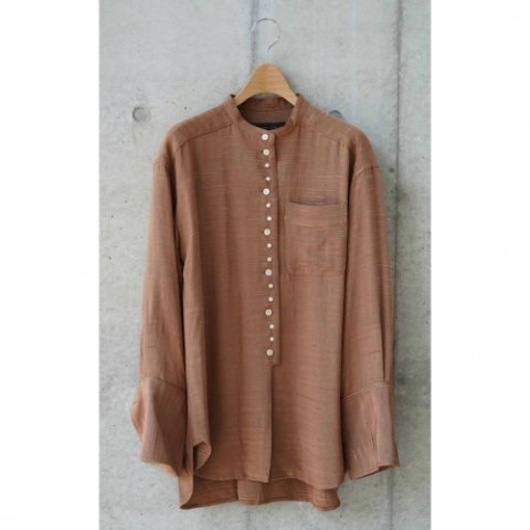 """RUMBLE RED """"Crazy Button Jacquard Shirts"""""""