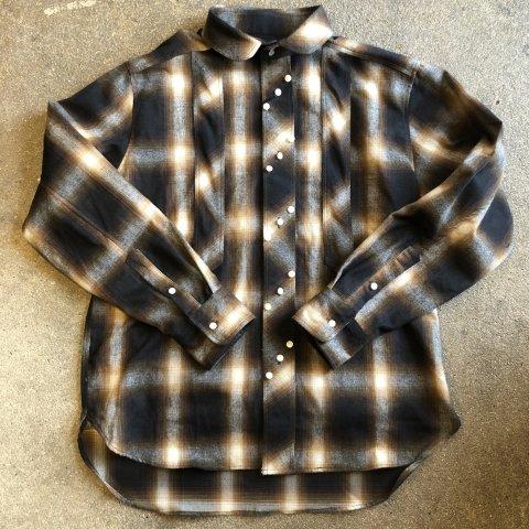 """melple """"Nazare Flannel Shirt"""""""