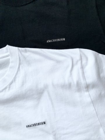 """ANACHRONORM """"EMBROID S/S T-S"""""""