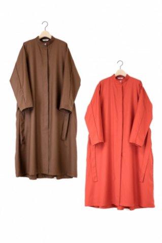 "amne ""GABARDINE dress coat"""