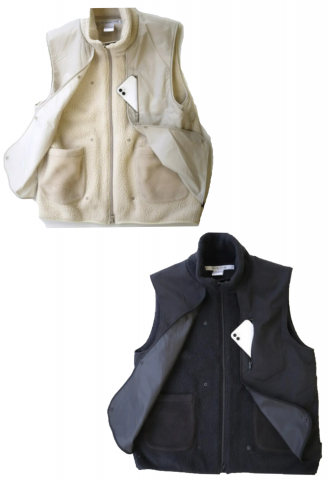 """EEL """"fiEELd vest"""""""