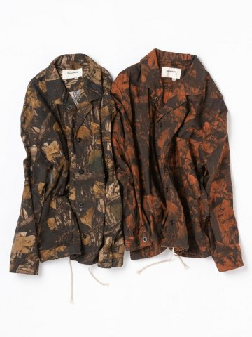 """ANACHRONORM """" REAL TREE COVERALL SHIRTS """""""