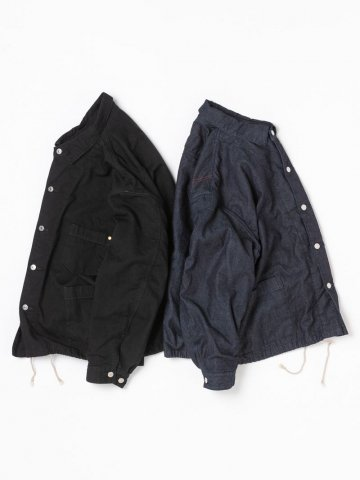 """ANACHRONORM """"BLANKET COVERALL SHIRTS�"""""""