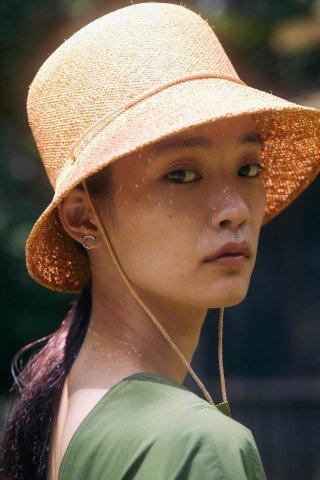 """RUMBLE RED × Saravah """"Bucket Panama Hat""""(予約商品)"""
