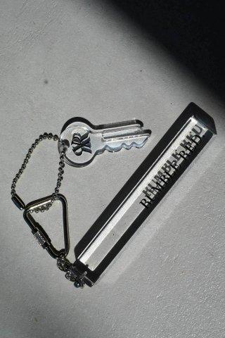 "RUMBLE RED × High-Me TOKYO ""Key Chain""(予約商品)"
