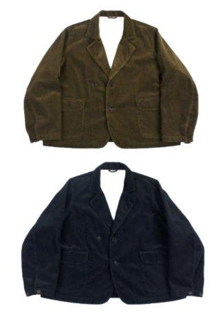 "H.UNIT ""Corduroy easy jacket"""
