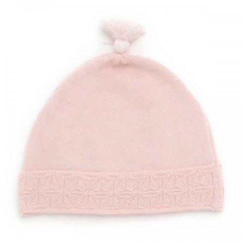 麻の葉柄帽子