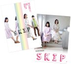 『SKIP』<br>クリアファイル(2枚組)TYPE:B<br>