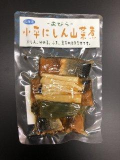にしん山菜煮