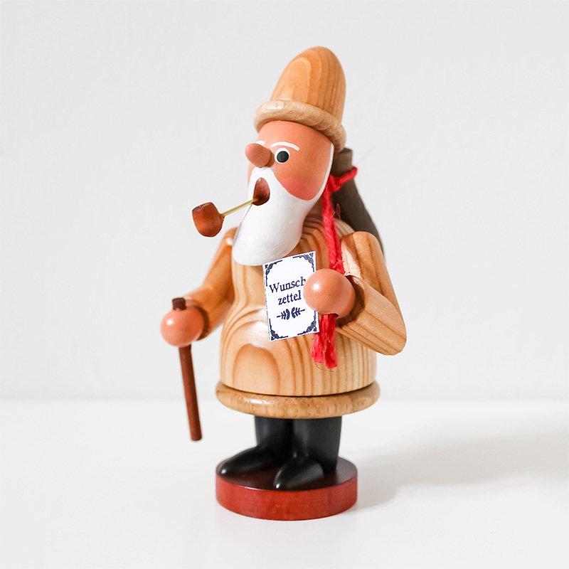 Thomas Werner トーマス・ヴェルナー 煙出し人形 サンタクロース ナチュラル