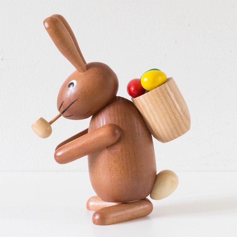 Jan Stephani ジャン・ステファニ 煙出し人形 ウサギ