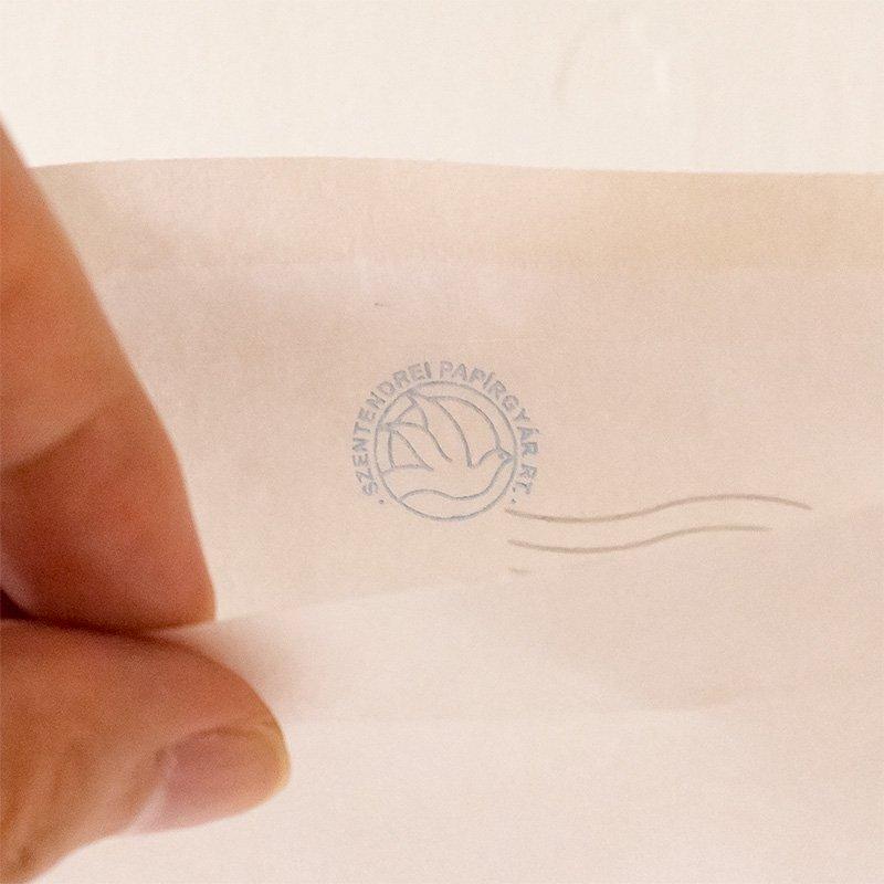 CHARKHA チャルカ 薄紙とフォントのセット abc