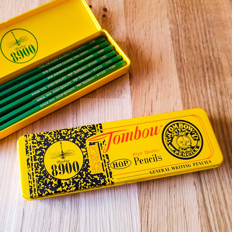 トンボ鉛筆 鉛筆8900番 70周年限定セット