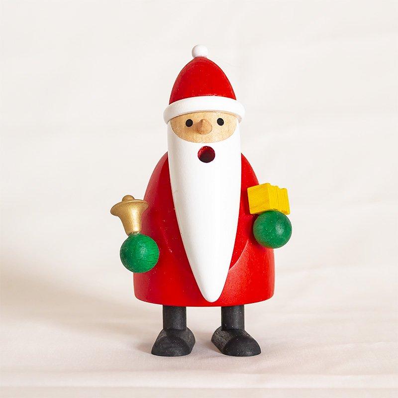 Richard Glaesser リヒャルト・グレーザー 煙出し人形 サンタクロースとベル