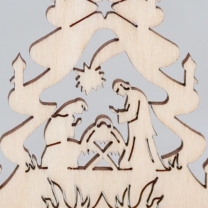 ミニミニモミの木 生誕