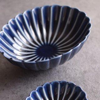 JAPAN BLUE 美濃焼 オーバルボウル