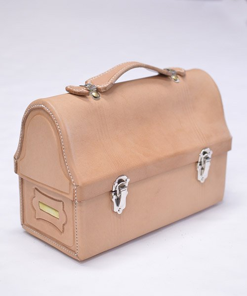 RAGTIME LEATHER LUNCH BOX ※CUSTOM ORDER ITEM
