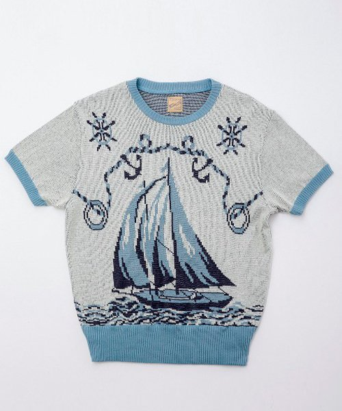 RAGTIME ANCHOR SHIP PLAY SHIRTS