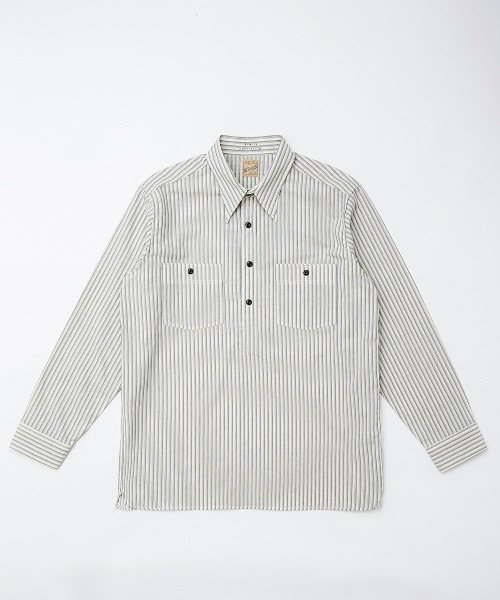 RAGTIME PULLOVER STRIPE SHIRTS
