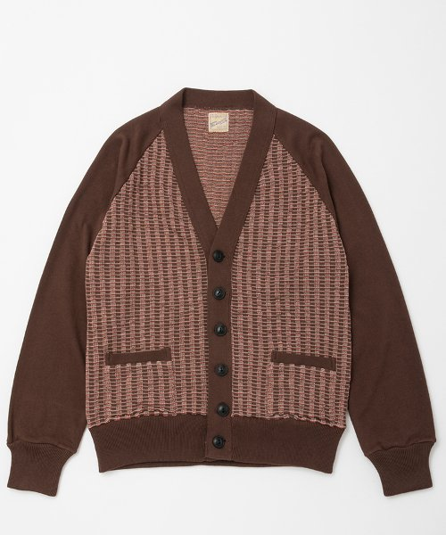 <img class='new_mark_img1' src='https://img.shop-pro.jp/img/new/icons20.gif' style='border:none;display:inline;margin:0px;padding:0px;width:auto;' />RAGTIME PANEL CARDIGAN