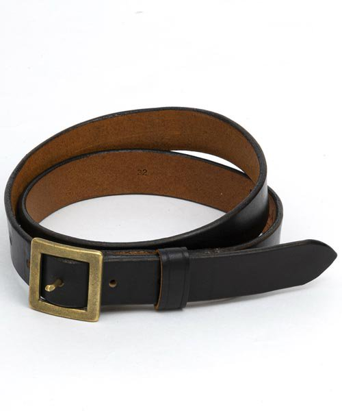 <img class='new_mark_img1' src='https://img.shop-pro.jp/img/new/icons56.gif' style='border:none;display:inline;margin:0px;padding:0px;width:auto;' />RAGTIME LEATHER GARRISON BELT 25mm