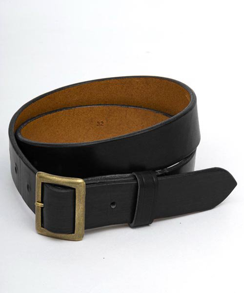 <img class='new_mark_img1' src='https://img.shop-pro.jp/img/new/icons56.gif' style='border:none;display:inline;margin:0px;padding:0px;width:auto;' />RAGTIME LEATHER GARRISON BELT 30mm