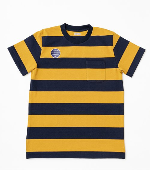 RAGTIME RUGBY BORDER PKT T