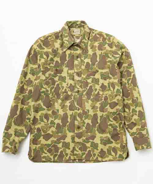 <img class='new_mark_img1' src='https://img.shop-pro.jp/img/new/icons20.gif' style='border:none;display:inline;margin:0px;padding:0px;width:auto;' />RAGTIME TRIPLE STITCH SHIRTS DH CAMO
