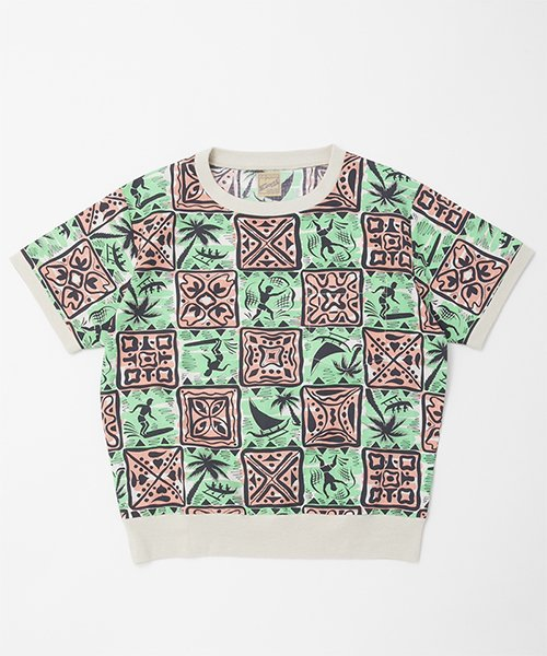 <img class='new_mark_img1' src='https://img.shop-pro.jp/img/new/icons20.gif' style='border:none;display:inline;margin:0px;padding:0px;width:auto;' />RAGTIME HAWAIIAN PULLOVER SHIRTS S/S (SAMPLE)