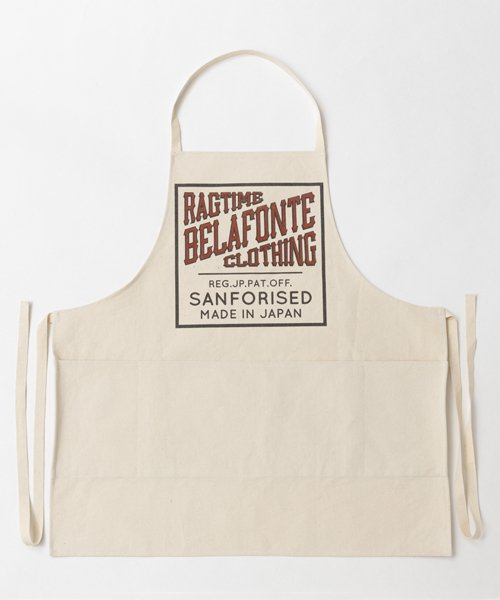 RAGTIME SHOP APRON  CANVAS