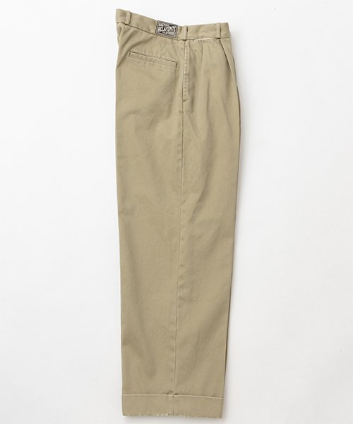 RAGTIME DEEP 2TACK ARMY CHINO AGED(国内直営店舗限定)